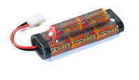 8.4V SC3300mAh NiMH battery hump pack with 10C discharge current for RC car
