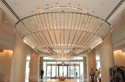Laser Cutting Stainless Steel Decoration Plafond Ceiling