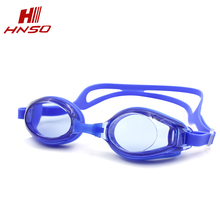 2017 Top Sale Teenager high quality Competition Swimming Goggles Anti-fog