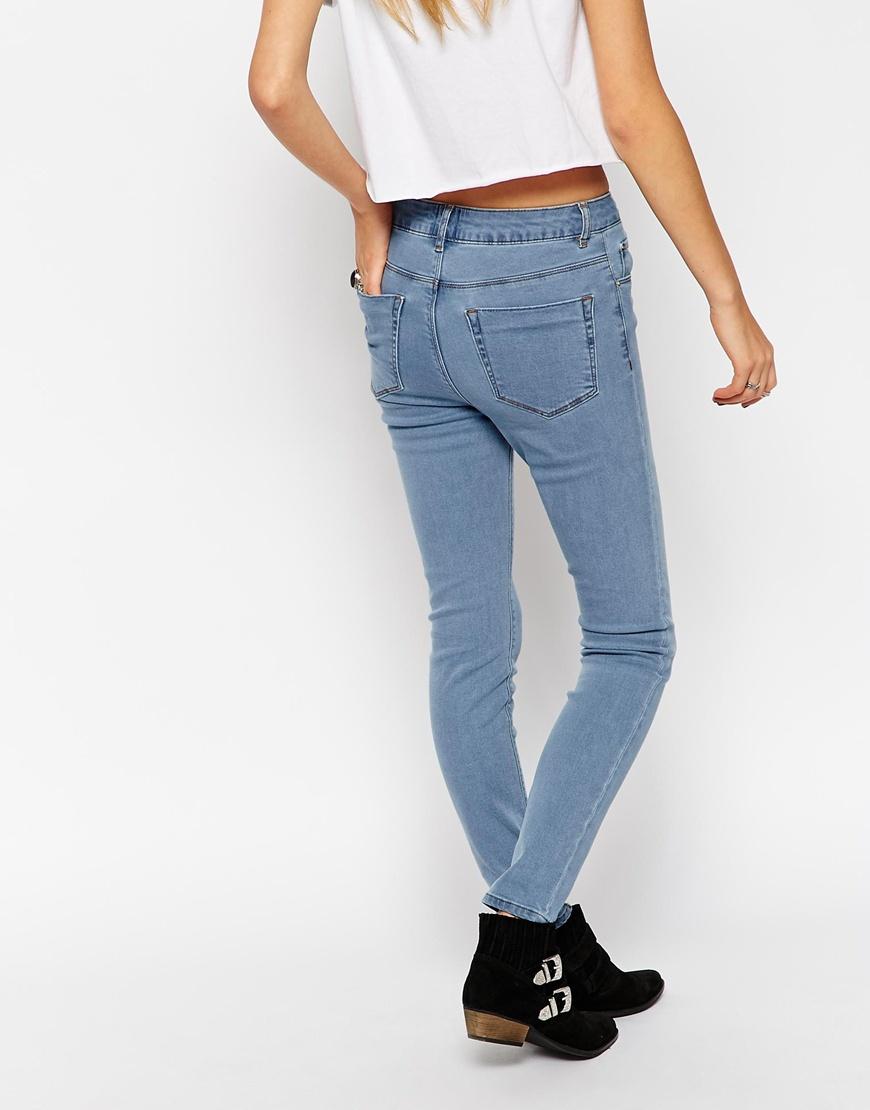 2016 Wholesale Price Jeans Women Slim Fit Custom Design Ladies ...
