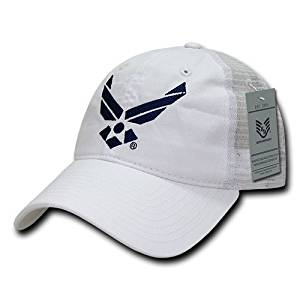 Rapiddominance Air Force Relaxed Trucker Caps