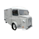 JX-BT450CT Chinese custom food truck mobile ice cream food truck for sale