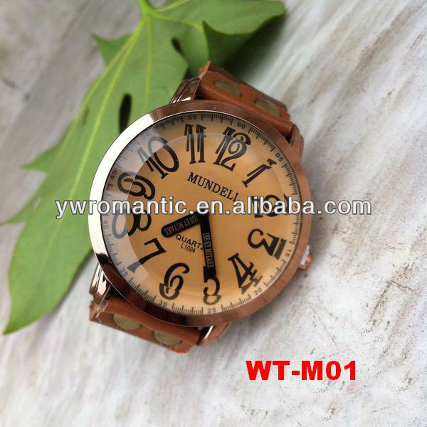 2013 new fahion leather watch free movies online