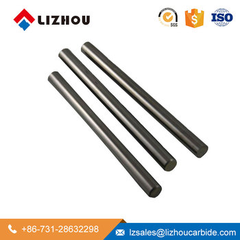 High Polished Hot Sale Ground Tungsten Round Bars Carbide Rods