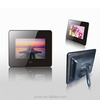 wood/metal/acrylic/ABS frame digital photo frame/advertising player/brochure