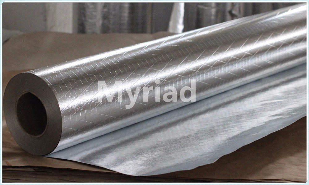 Metallized Polyester Film Reflective Mylar Double Side