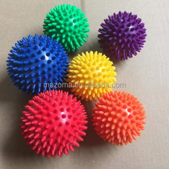 Mobility body/back/hand/foot spiky massage ball