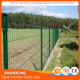 2017 new product made in china widely used in poland airport galvanization 3d wire mesh fence