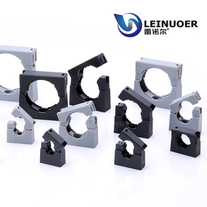 China light type plastic pipe clamp conduit bracket for AD10.0~AD54.5mm