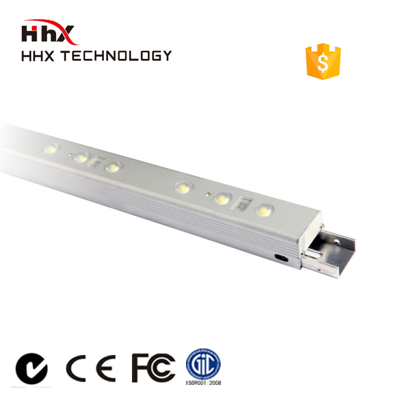 Similar T5 fluorescent lamp cutting waterproof silicone aluminum casing LED strip edge lights