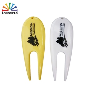 plastic golf knife divot tool,sport golf 4