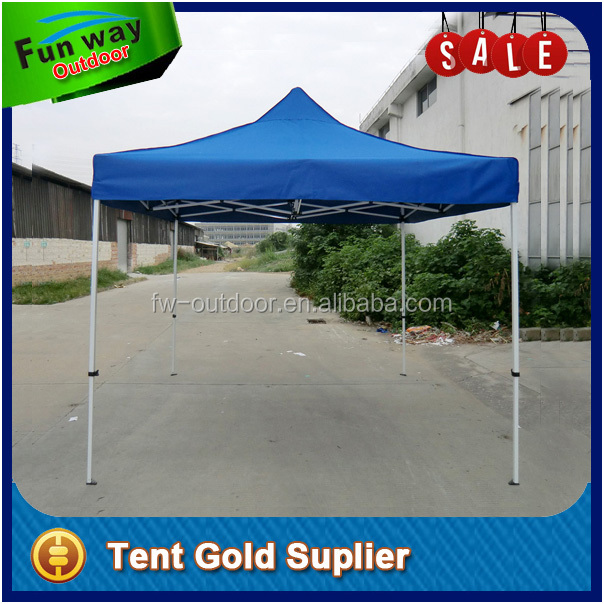 Wind Resistant 6x6 7x7 12x12 Canopy Tent With 40mm Sturdy