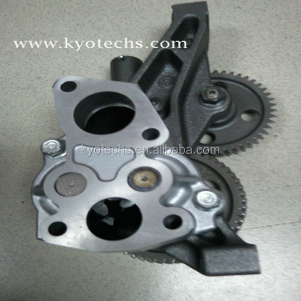Oil Pump for ME074345 6D16 engine SK330-6E 320-6