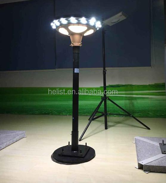 3 Years Warranty Light Control 15w Led Garden Ball Light