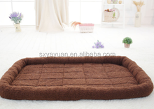Heated pet bed crib, dog & kitty mat