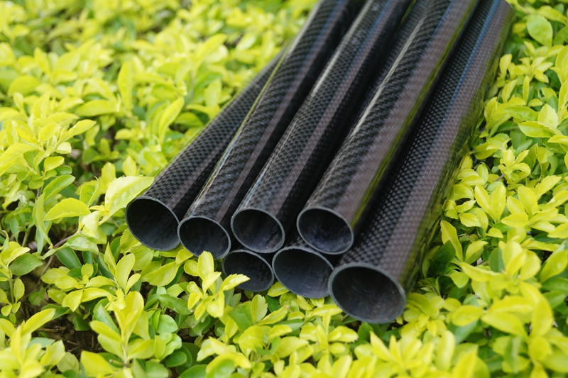 Unique Design Stable High Strength Carbon Fiber Exhaust Tube/Pipe
