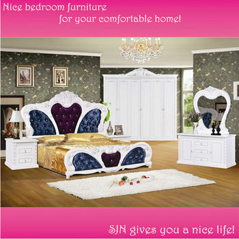 Modern Fancy Bedroom Set - Buy Fancy Bedroom Set,Royal Furniture ...