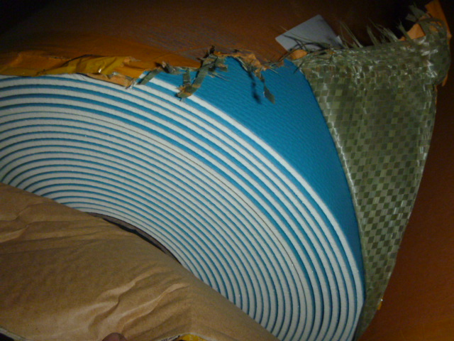 Diseño de arce laminado pvc flexible rollo pisos de vinilo rollo ...