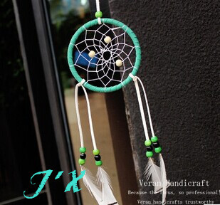 Dia 11cm Hot Sale Dream Catcher Drama Program Heirswind Chimes Indian Wind Chime Pendant Home Decoration For Lovers