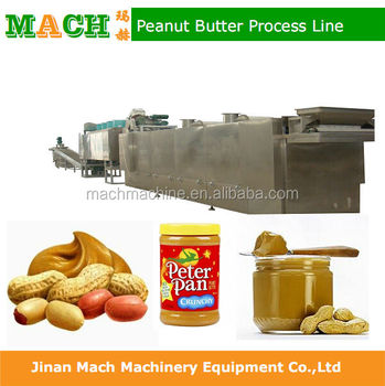 peanut butter machine industrial