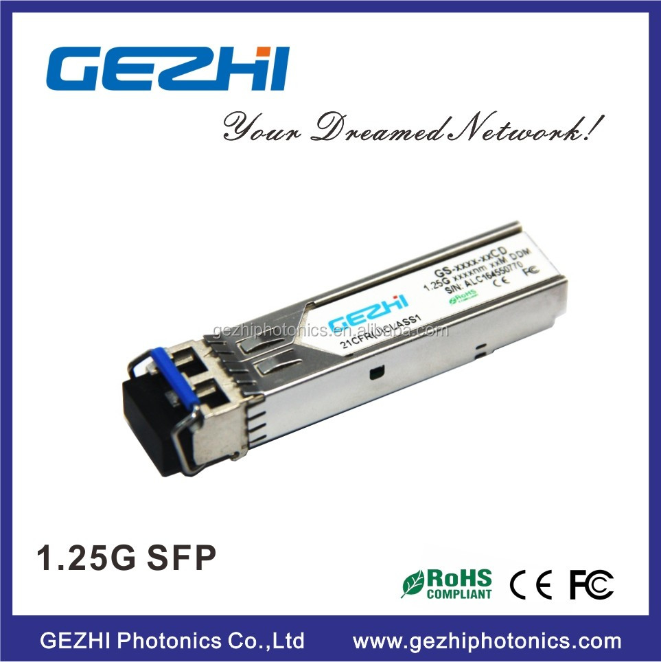 China Sfp Supplier 1.25g 850nm 550m Sx Transceiver Compatible ...