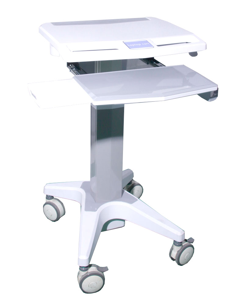 Mobile Laptop wireless computer nursing medical workstation trolley