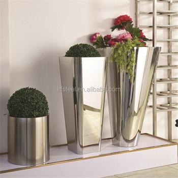 Mirror Finish Handmade Modern Design Unique Shape Stainless Steel