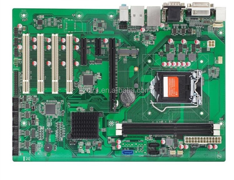 SV4-H8134 monitoring motherboard NVR industrial motherboard H81 chipset 4 generation CPU