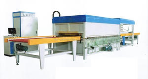 Sale Glass Tempering Machine For Making Car Glass