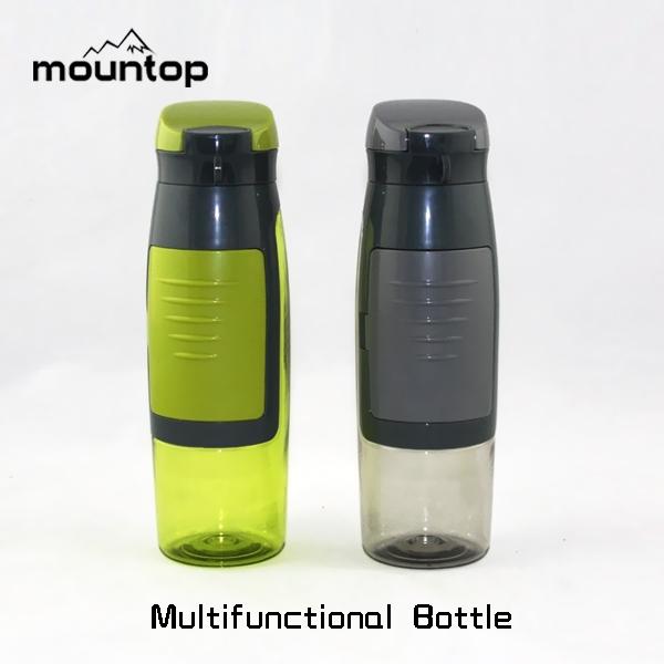 2019 заводской логотип HDPE из нержавеющей стали/пластиковые бутылки питьевой воды