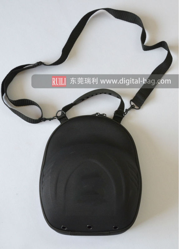 EVA carrier cap hat carrying case with plastic handle