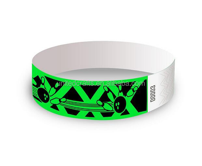 Custom wristbands with logo