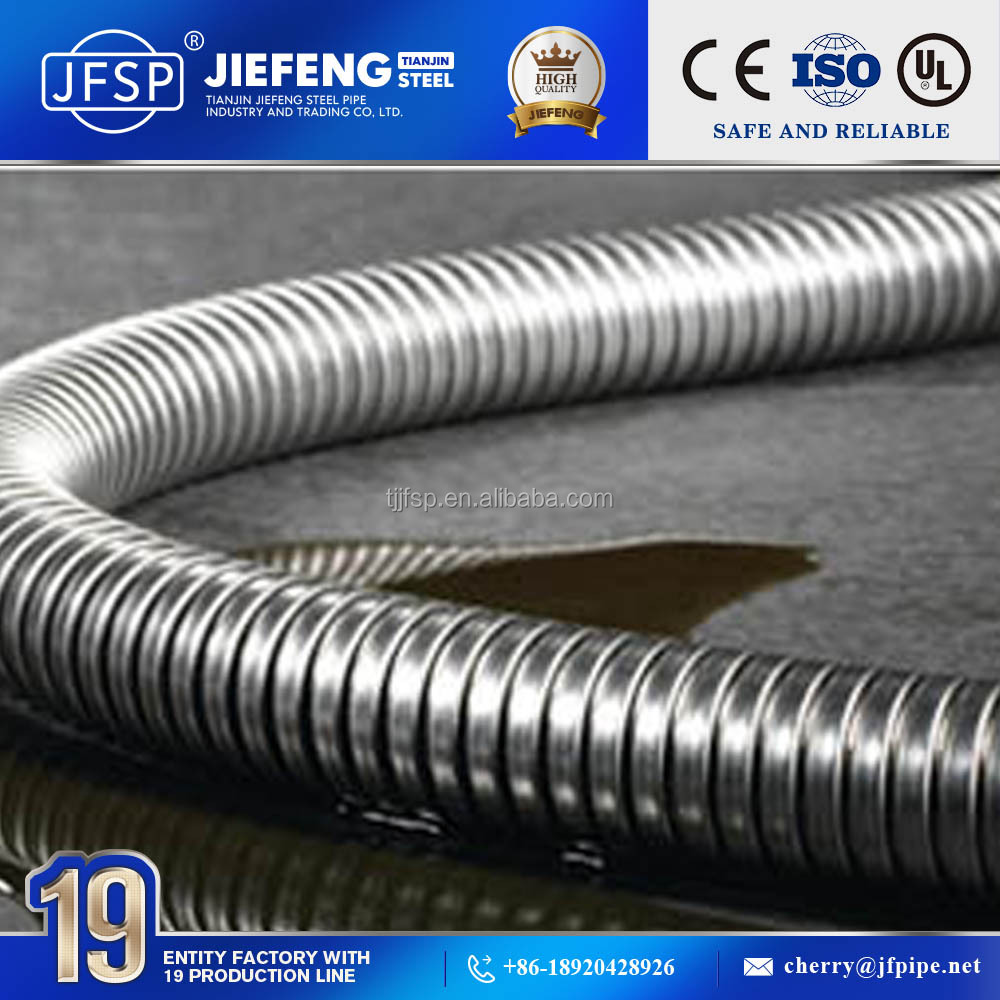 Electrical Wiring System 201 304 Stainless Steel Flexible Metal Conduit For Safe Explained By An Buy Liquid Tight Conduitsbraided
