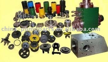 mud pump valves and seats