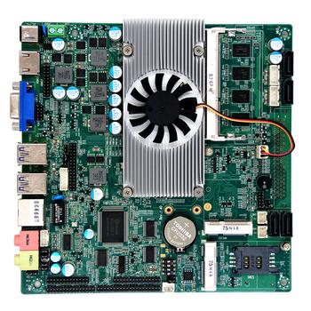 Intel I5 3317u Mini Itx Onboard 4g Top77 Motherboard 2*mini Pcie For 3g  Wifi Mainboard - Buy Intel I5 3317u Mini Itx Motherboard,2*mini Pcie