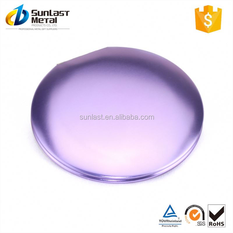 Top fashion OEM quality enamel pocket mirror from China