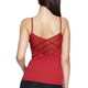 Womens sexy stringer tops cross back Sports Vest Yoga Wear Sleeveless mesh spandex nylon breathable Gym Tank Top