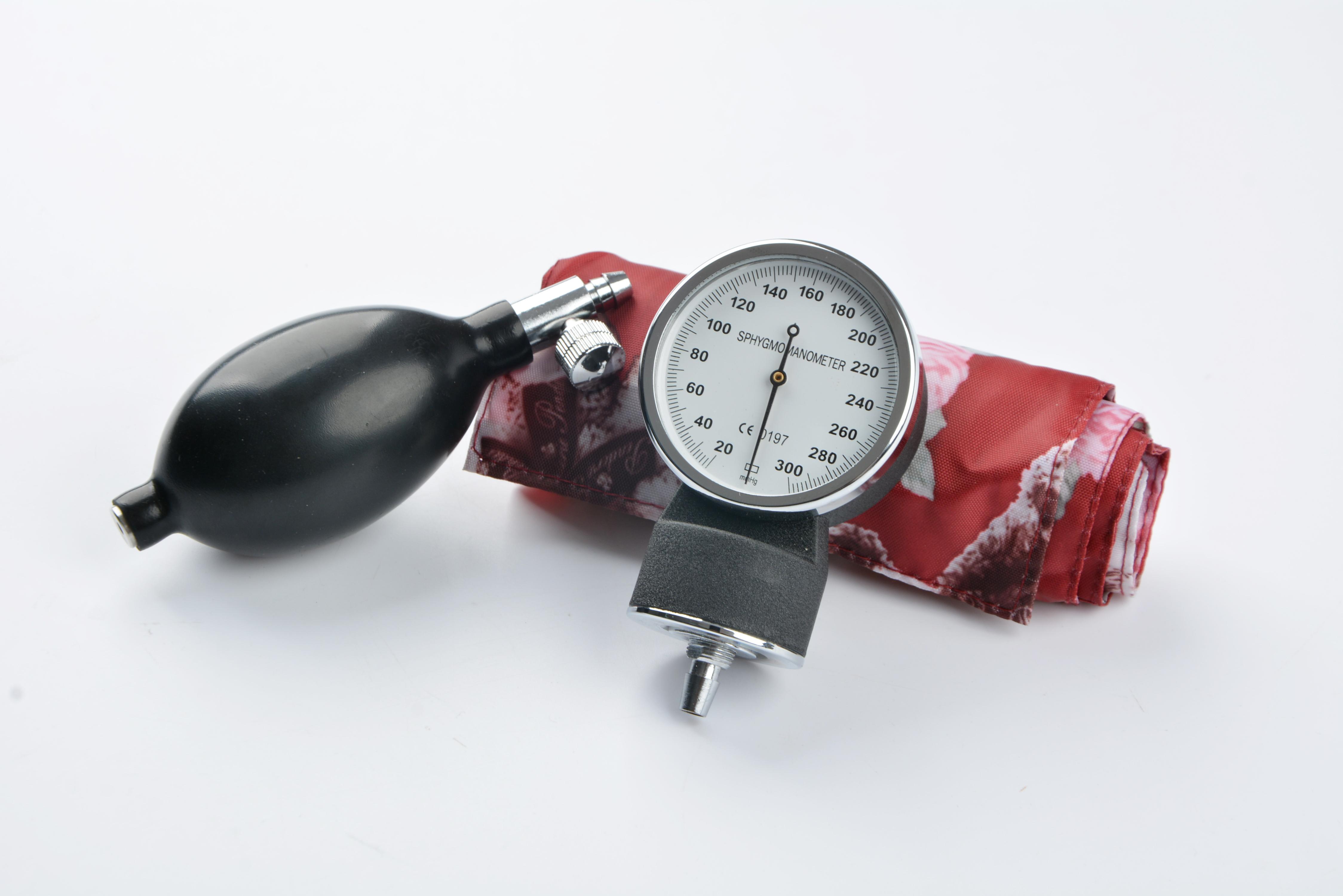 Rango de presión arterial 120100