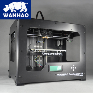 Wanhao Duplicator 4S printing machine, Machinery and equipment mechanical 3 d printing, digital 3D printer