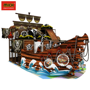 Commercial Used Indoor Playground Equipment For Sale,Games Pirate Ship Playground