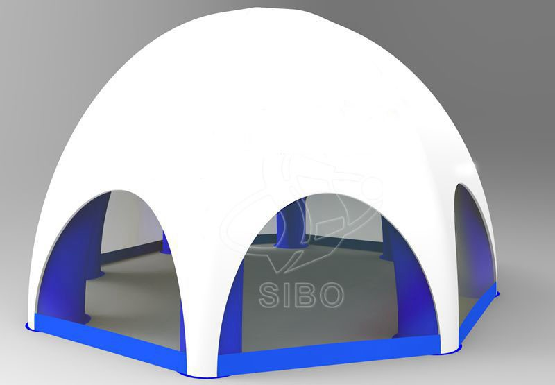 GMIF150928017 Beautiful design inflatable 8 feet tent for camping or party