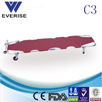 WSX-C3 FOLDING AMBULANCE STRETCHER MEDICAL EQUIPMENT