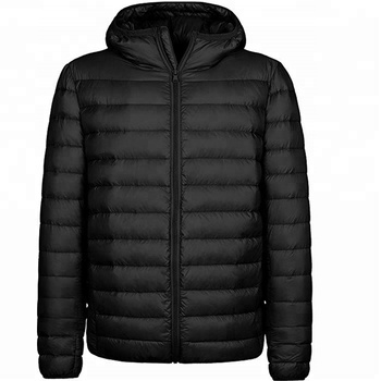 Wholesale China Mens Winter custom snow wear Warm Padded Down Jacket