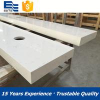 carrara quartz stone slabs with good price for worktop