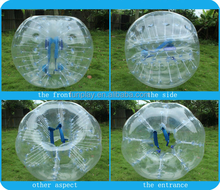 Inflatable Ball To Get Inside