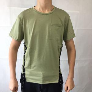New Street Wear Style Men's T Shirt High Quality Custom T Shirt Printing
