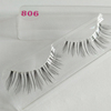 hot selling wholesale cheap handmade clear band synthetic lashes