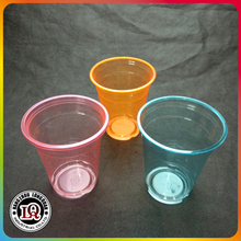 Disposable Change Color Plastic PET Cup