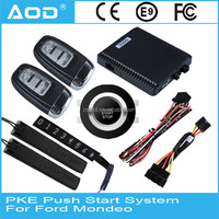 For Ford Mondeo remote engine start with car alarm and GPS tracking systems