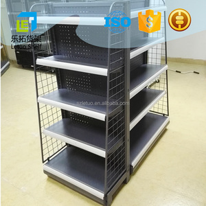 Corrosion Protect shop store display shelving units for sale with best quality and low price